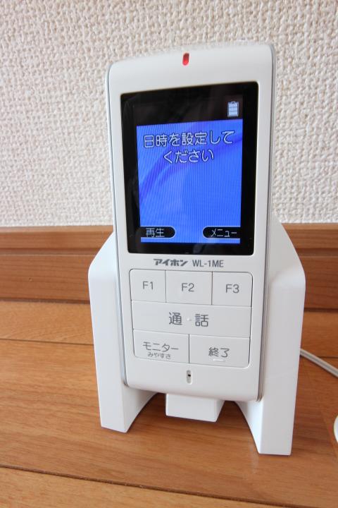 テレビ モニター ホン